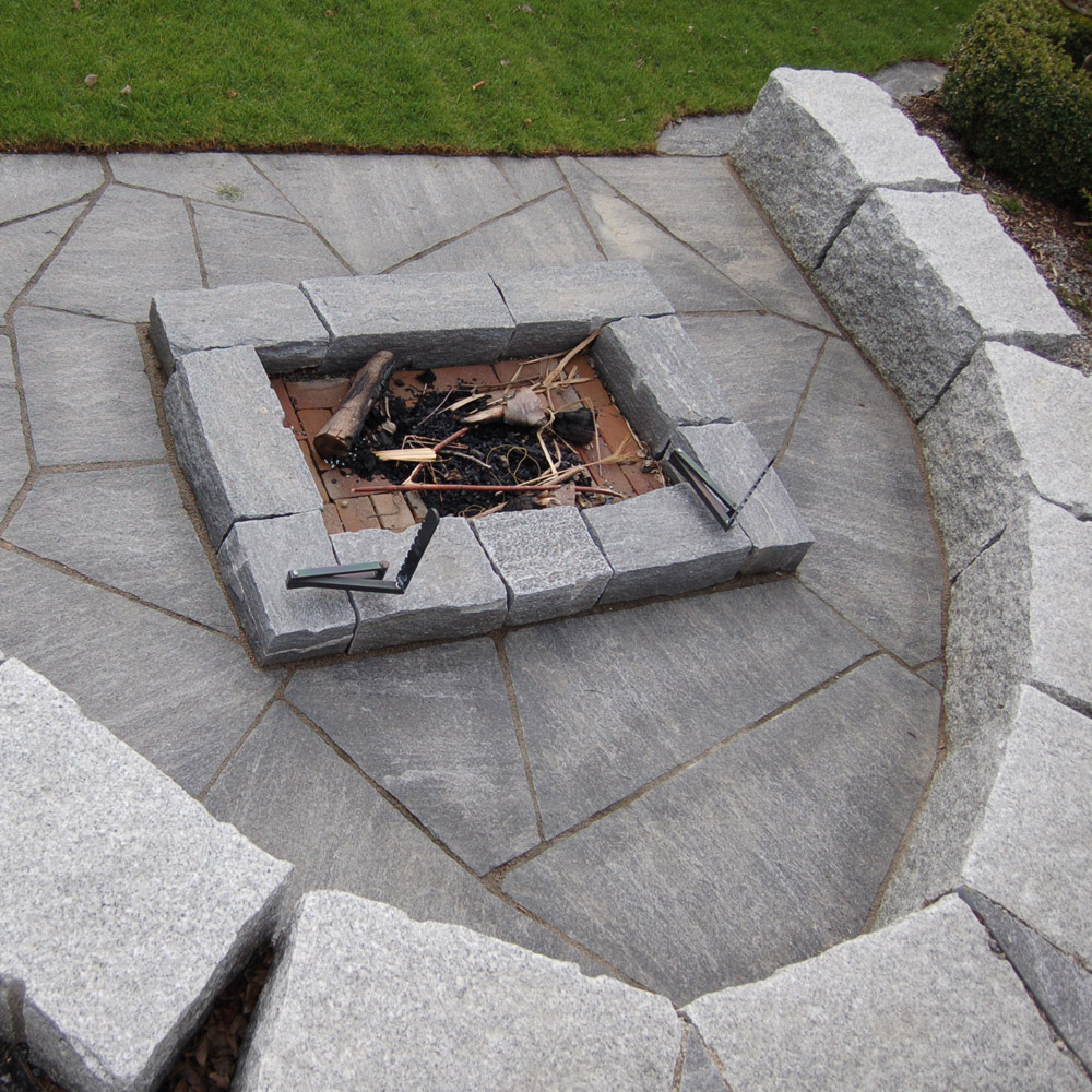 feuerstelle mauern trendy finest grillkamin selber bauen. Black Bedroom Furniture Sets. Home Design Ideas
